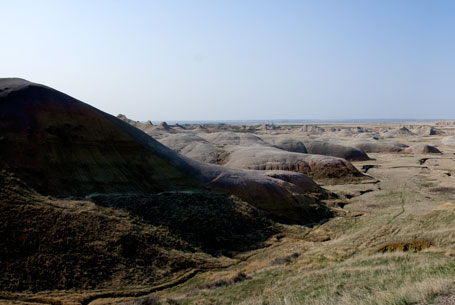 The Badlands, South Dakota